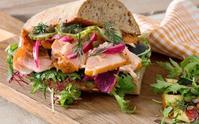 Landmads sandwiches