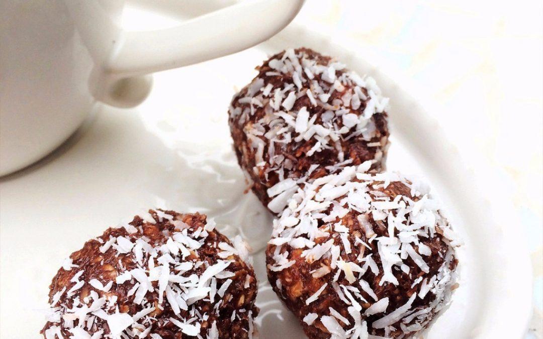 Kokostrøfler