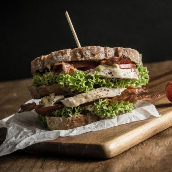 Landmads clubsandwich