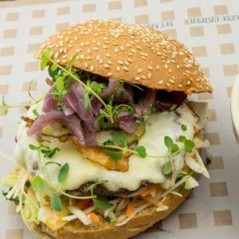 Landmads herre burger