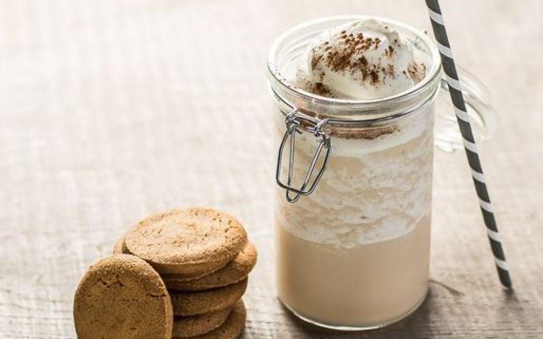 Landmads Chai milkshake